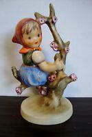 """Hummel, Goebel Figurine # 141 3/0 *Apple Tree Girl* - 4"""" H (# 3037)"""