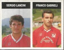 [AA] FIGURINA CAMPIONI & CAMPIONATO 1990/91-BARLETTA-LANCINI-GABRIELI