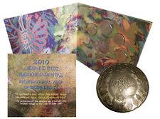 Greece Euro Official Coin Set 2010 10 Euro silver Proof