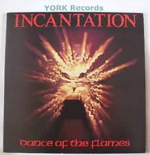 INCANTATION - Dance Of The Flames - Ex Con LP Record