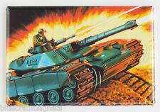 G.I. Joe Mobat Tank FRIDGE MAGNET (2 x 3 inches) real american hero