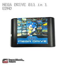 SEGA GENESIS Mega Drive  811 in 1 Multi Game Cartridge EDMD EverDrive MD Flash