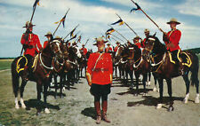 PC49511 Royal Canadian Mounted Police Musical Ride. 1962. B. Hopkins