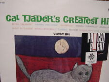 CAL TJADER GREATEST HITS VOLUME #2  RARE 1987 FANTASY RECORDS W/ BOBO SANTAMARIA