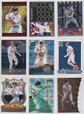 Mark McGwire Insert Parallel Numbered RARE - Pick From List - 30 Dollar BIN