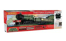 Hornby Western Express Digital Train Set with eLink and TTS sound loco Set