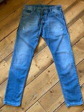 Diesel KROOLEY Jogger Jeans Denim Sweat Pants W30 L32 **PERFECT CONDITION**