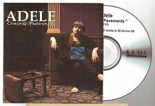 ADELE chasing pavements CD PROMO france french card sleeve 2008