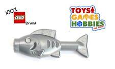 *NEW* LEGO Grey Fish Animal Pond Water Sea Ocean City Creator House Farm