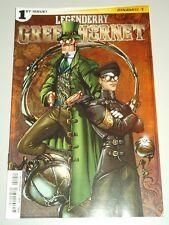 LEGENDERRY GREEN HORNET #1 DYNAMITE COMICS VF (8.0)