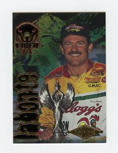Terry Labonte 1996 96 Wheels Viper Black Mamba First Strike Parallel Insert 1st