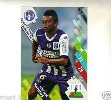 Panini Foot Adrenalyn 2014/2015 - William MATHEUS - FC Toulouse (A1172)
