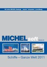 Michel Motivkatalog Schiffe ganze Welt auf CD