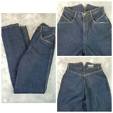 ROCKY MOUNTAIN Women's High Waisted Jeans - Size 7/8 - Cowgirl Vintage Mom Pants