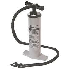 Marine Grade Double Action Hand / Foot Stirrup Pump Dinghy Kayak Air Bed - RS1