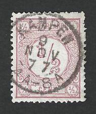 Nederland 1876 NVPH 30BI met kleinrond (tweeletter) stempel KAMPEN 9 NOV 77