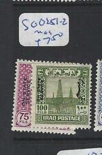 IRAQ   (P2803B)  OFFICIAL   SG O 251-2         MOG