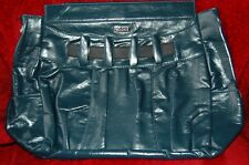 Miche Prima Bag/Purse MARY Dk Teal Blue Crinkle Faux Leather, Shell Only