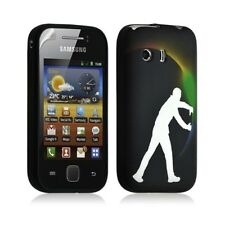 Housse coque étui gel pour Samsung Galaxy Y S5360 motif LM05 + Film protecteur