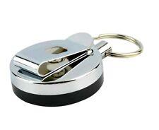 1 x Skipasshalter mit Metallschnur Jojo Ausweishalter Skipassjojo Schlüsseljojo