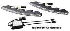 LED Tagfahrlicht 5 x 1 Watt Power SMD NS-523HP für Mercedes TFL4