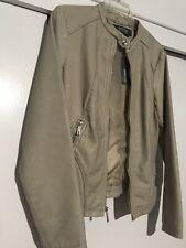 kenneth cole reaction leather jacket Medium