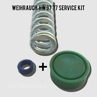 WEIHRAUCH HW 97 77 SERVICE KIT ECO SEAL DEAL EXPORT FAC CrSi SPRING AIR RIFLE