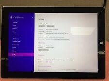 Microsoft Surface 3 1645 Intel Atom x7-Z8700@1.6GHz 4GB RAM 64GB SSD Win 8 C202