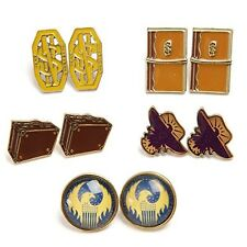 Officially Licensed Fantastic Beasts & Where To Find Them 5 Pack Earrings Set