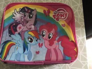 Girls My Little Pony Lunchbox Bnwot