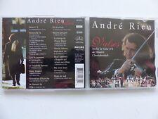 ANDRE RIEU Valses Inclus N°2 CHOSTAKOVITCH  522933 2  CD ALBUM