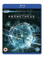 Prometheus (3D Blu-Ray) Noomi Rapace, Michael Fassbender, Charlize Theron