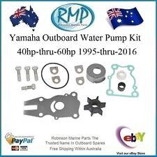 A Nice New Yamaha Water Pump Kit 40hp-thru-60hp 1995-thru-2016 # R 63D-W0078