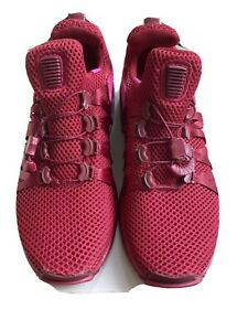 Women's Nike  Red Shoes Aq8554-606 Size 6 Running