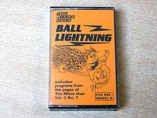 BBC Model B - Ball Lightning by The Micro User