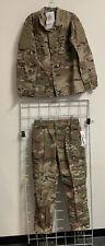 New Female US ARMY Multicam OCP FR Army Uniform Set Jacket 33R /Trousers 31 Reg