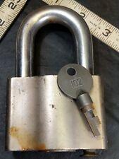 Sargent & Greenleaf Environmental High Security Padlock W/Key #102