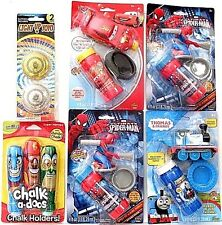 6 COOL TOYS FOR THE CHILDREN>SPIDERMAN/THOMAS/PIXAR CARS+++>*FREE U.S. SHIPPING*