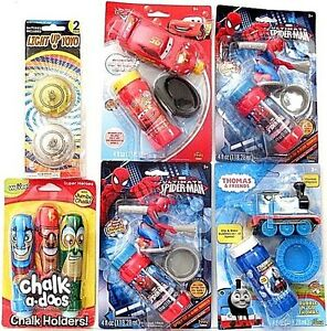 6 COOL TOYS FOR THE CHILDREN>SPIDERMAN/THOMAS/PIXAR CARS+++