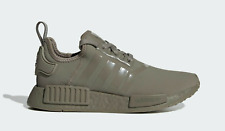 Adidas NMD R1 Clay Boost Green Women's FV1794 Olive Shoes Running Training Rare
