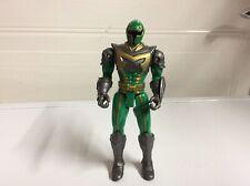 "Power Rangers Mystic Force Light Green Power Ranger Action Figure Bandai 5.5"""
