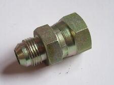 """3/4"""" JIC Male x 3/4"""" BSP Swivel Female Hydraulic Fitting - 2JB/8 #23L305"""