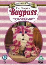 THE COMPLETE BAGPUSS ALL 13 EPISODES 1974 UNIVERSAL UK 2007 REGION 2 DVD NEW