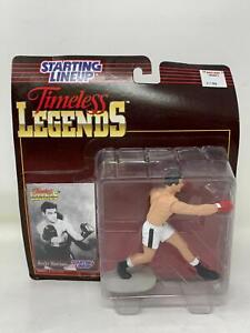 Starting Lineup Kenner, Timeless Legends Rocky Marciano Action Figure, 1995