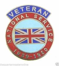 1960s Services Collectable Badges