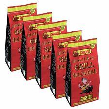 FAVORIT Qualitäts-Grill Holzkohle Laubholz größe Körnung 12,5 kg