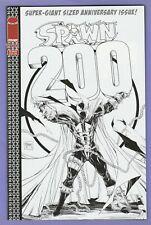 Spawn 200 1:50 Todd McFarlane Black & White Variant movie scarce HTF 1st print