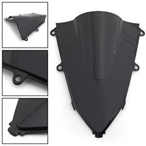 ABS Motorcycle Windshield Windscreen For Honda CBR650R CBR 650 R 2019 Black AU
