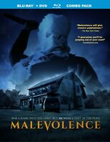 Malevolence AUTOGRAPHED Region-FREE (NEW) Blu-Ray/DVD Combo Pac