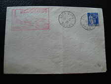FRANCE - enveloppe 16/2/1938 (ligne postale aerienne paris-nice) (cy69) french